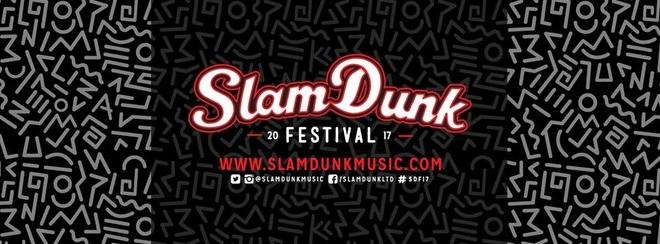 Slam Dunk Festival - SOUTH - #SDF17