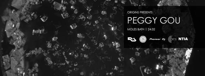 Origins / Peggy Gou / Armând / 24.02.16