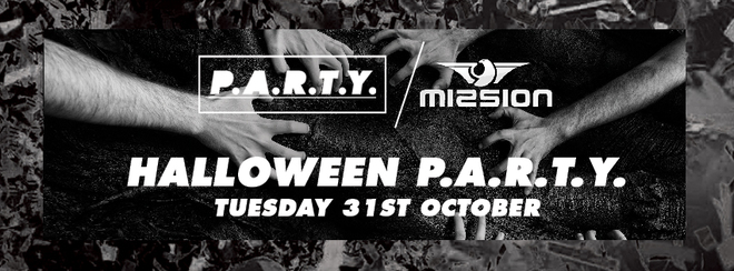 Halloween P.A.R.T.Y. | Mission