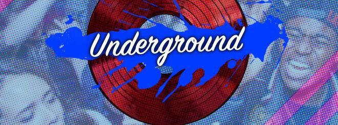 Underground - House • Disco • Tech Party - £2.50 Drinks