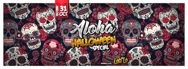 Aloha Halloween Special