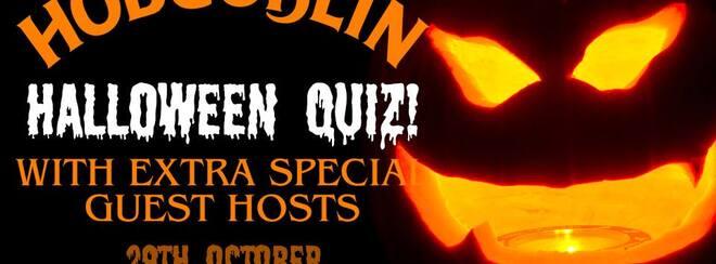 The HOBGOBLIN Halloween Quiz!