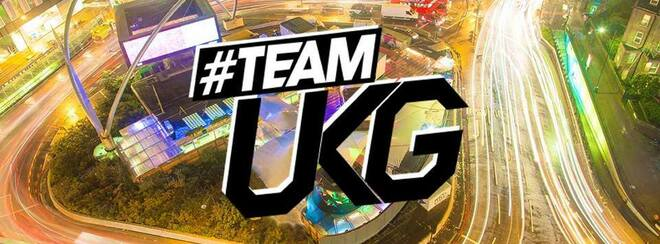 FREE PARTY! Team UKG All Dayer On Old Street Roundabout (UK GARAGE)