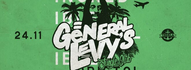 General Levy's Jungle Club