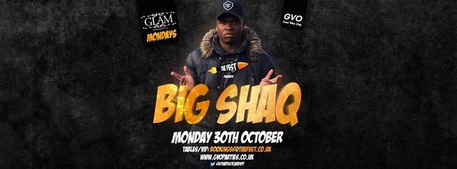 The Fest presents: Big Shaq
