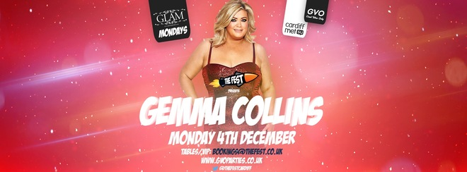 The Fest presents: Gemma Collins