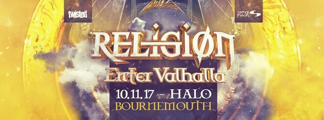 "Religion: Event II ""Enter Valhalla"""