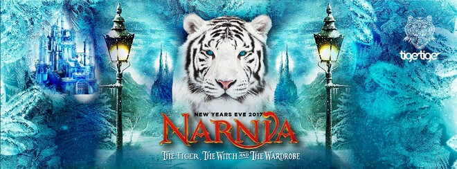 Narnia - The Tiger, the Witch and the Wardrobe