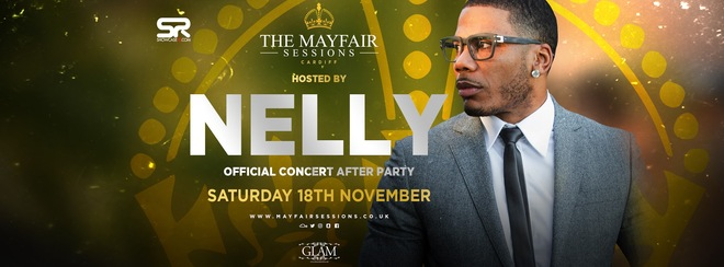 Mayfair Sessions presents: Nelly