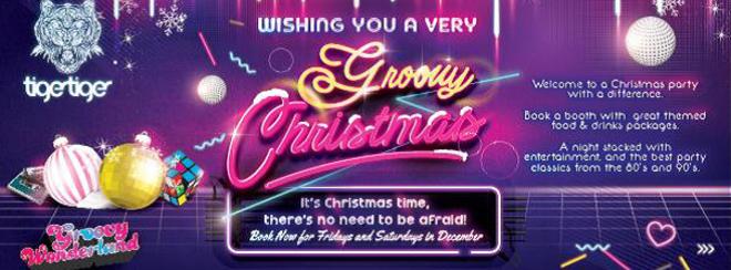 A Very Groovy Christmas