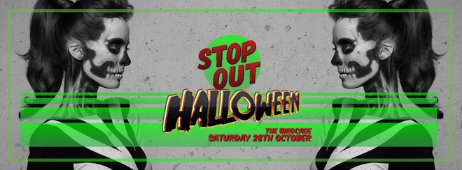 Stop Out Halloween Special