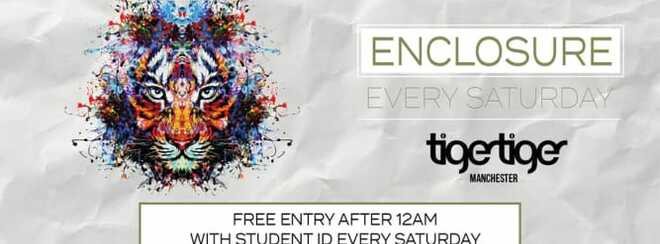 Enclosure - FREE ENTRY FOR STUDENTS
