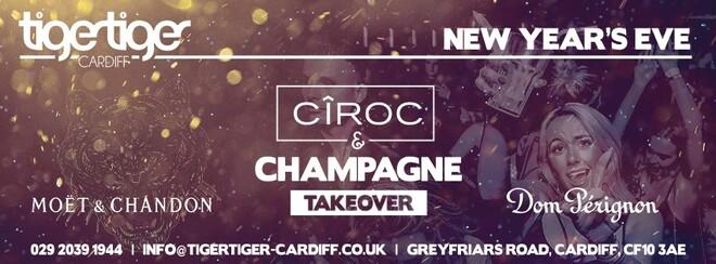 Champagne & Ciroc Takeover