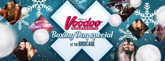 Voodoo Boxing Day Party