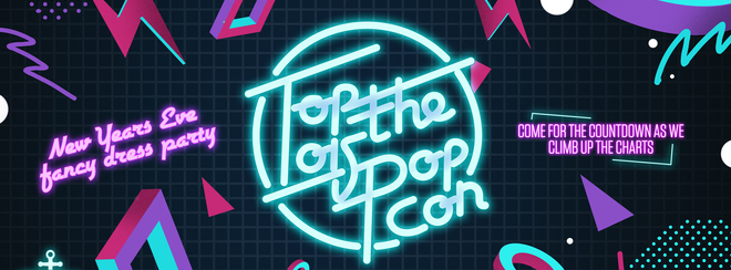 Top Of The Pop Con - NYE Fancy Dress Party 2017