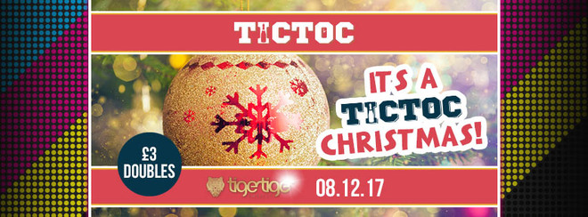 TIC TOC Friday's // It's a TIC TOC Christmas