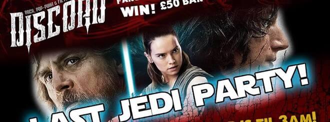 DISCORD - Last Jedi Party!
