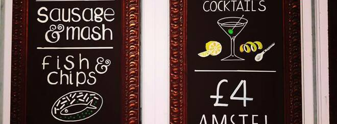 Happy Hour Everyday 5-8 PM @Long Acre