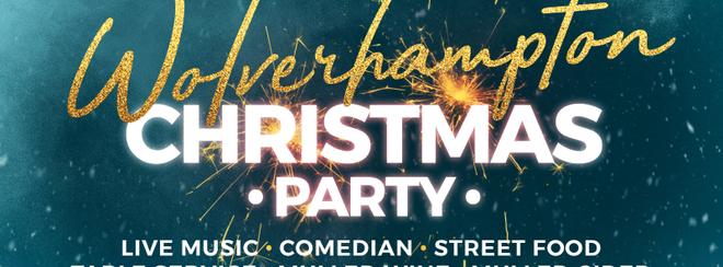 Wolverhampton Christmas party