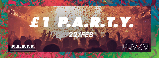 PARTY Special | PRYZM