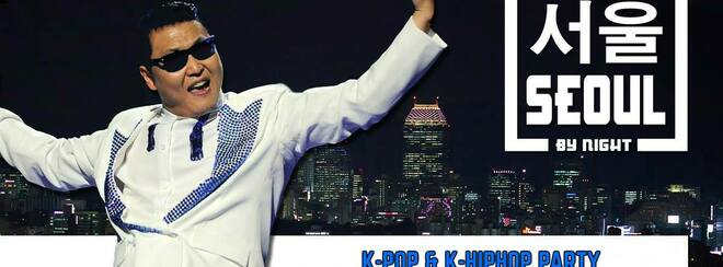 Seoul By Night #2 : K-Pop & K-HipHop Party