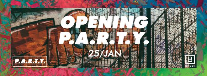 Opening P.A.R.T.Y. | Hidden MCR