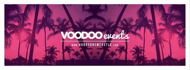 VOODOO EVENTS STAFF MERCHANDISE