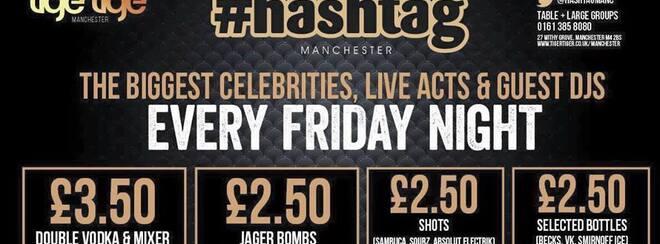 Hashtag Fridays