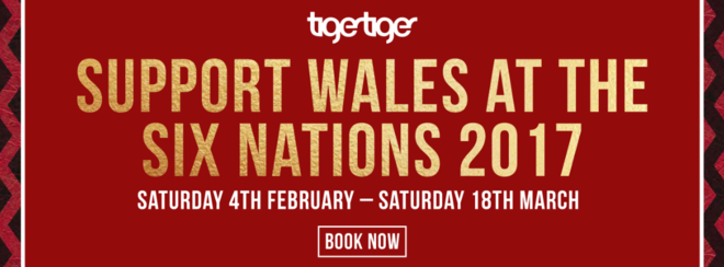 6 NATIONS: SCOTLAND V WALES AFTER PARTY