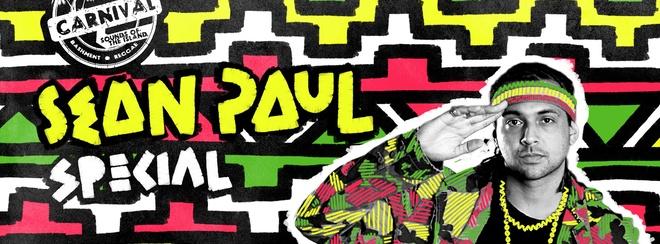 Carnival Bath - Sean Paul Special