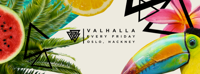 Valhalla: Strictly Party Music