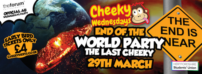 The End of The World Party!