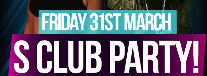 S Club Hosts Groovy Wonderland! with Hashtag Fridays