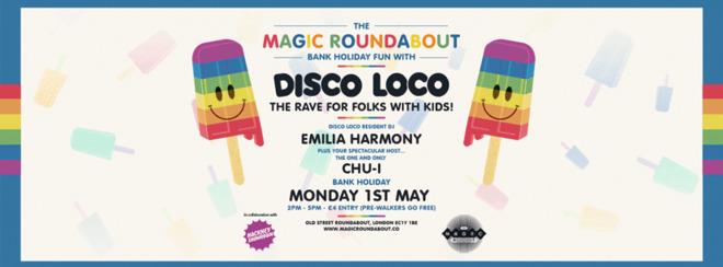 Magic presents: Disco Loco Family Fun Day