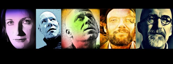 Brona Mcvittie / Keiron Phelan / Oliver Cherer / Jack Hayter / Myles Cochran