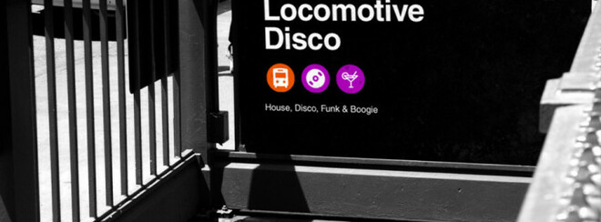 Locomotive Disco - Jonny Rock + Swoose