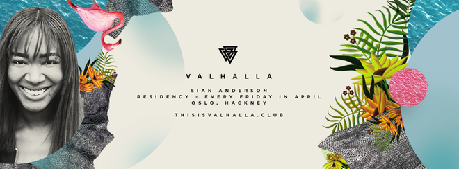 Valhalla | Strictly Party Music ft Sian Anderson [Radio 1 Xtra]