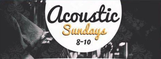 Acoustic Sundays!