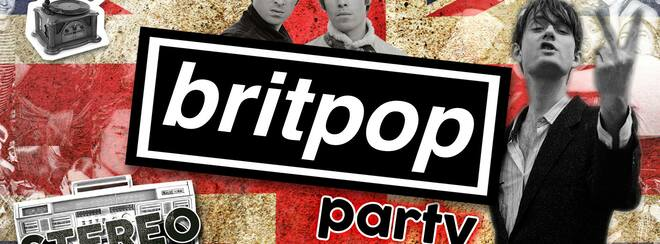Britpop Party at Stereo - Bath's Indie Rock & Roll Club Night!