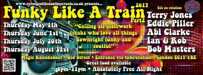 Funky Like a Train