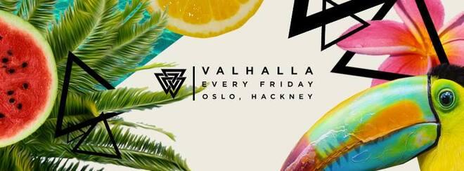 Valhalla   Strictly Party Music ft Patrick Nazemi [Ibiza Rocks]