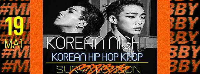 Korean Hip Hop Night