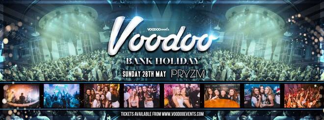 Voodoo Bank Holiday Sunday