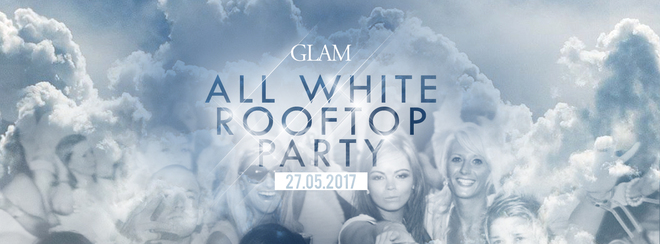 All White Rooftop Party