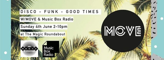 Sunday Session w/MOVE & Music Box Radio