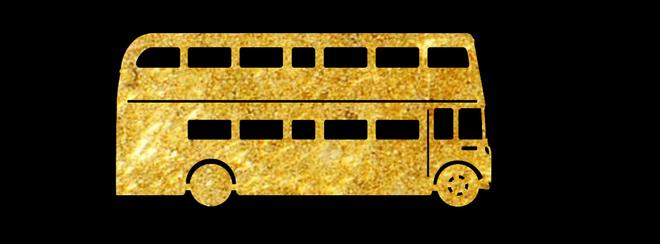 The Chocolate Men Fantasy Bus