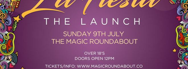 La Fiesta Launch Party - The Magic Roundabout