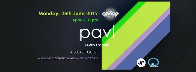 Jamed Records with pavl + guest