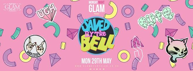 Monday Night Glam: Saved by the Bell