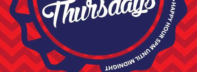 Thirst Thursday's